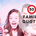 family quotes with images