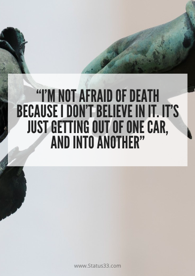 death quotes with images