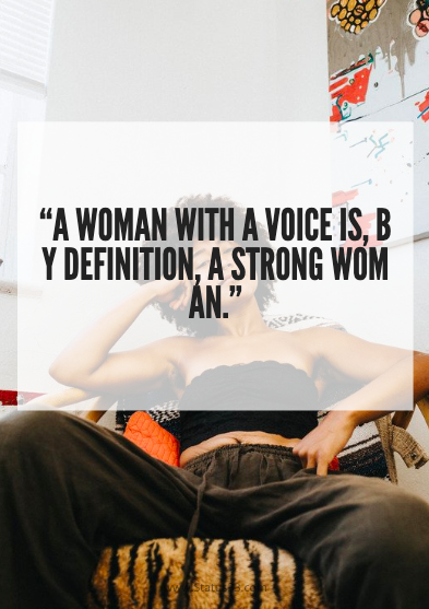 quotes on women days