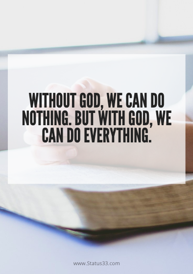 god quotes for