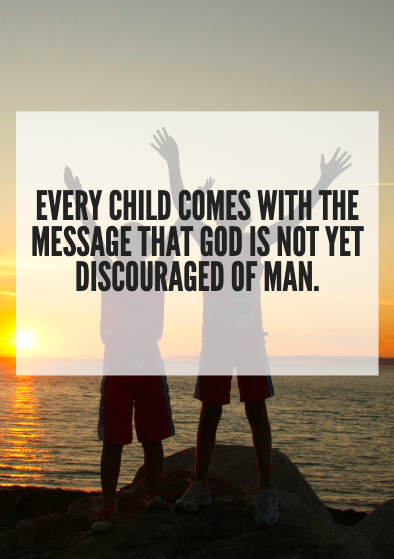 god quotes for father