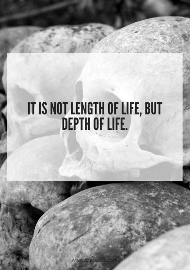deep death quotes