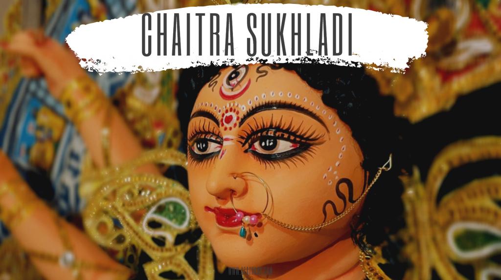 Image of Chaitra Sukhladi godess