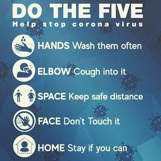 carona virus status img