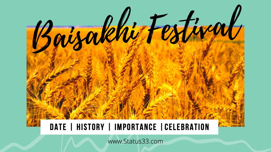 Baisakhi Festival in India - Date, History, Importance & Celebration