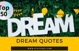 Dream Quotes with Images