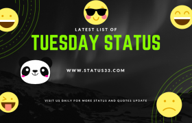 Tuesday Status