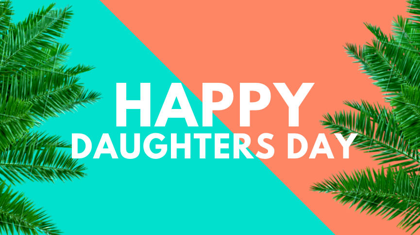 Happy Daughters Day Image, Wallpaper 4