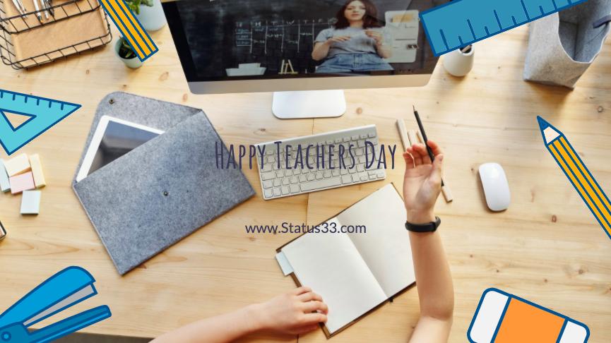 Happy Teachers Day Wallpaper | Image 1