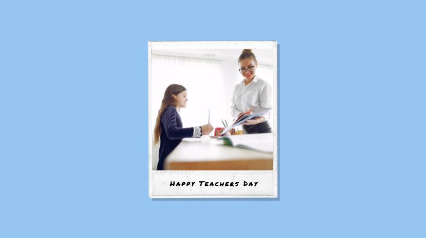 Happy Teachers Day Wallpaper | Image 3