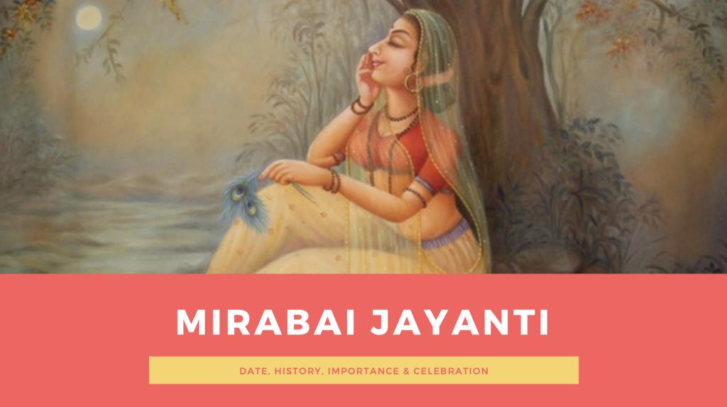 Mirabai Jayanti Image