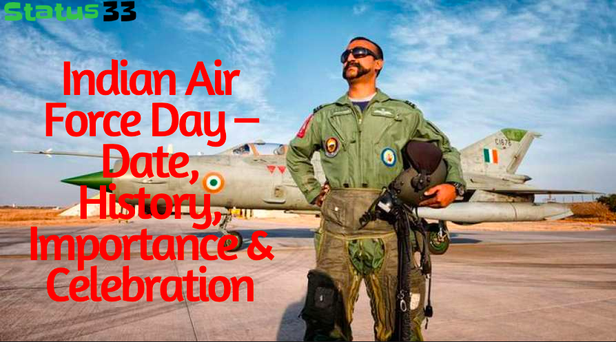 Indian Air Force Day image