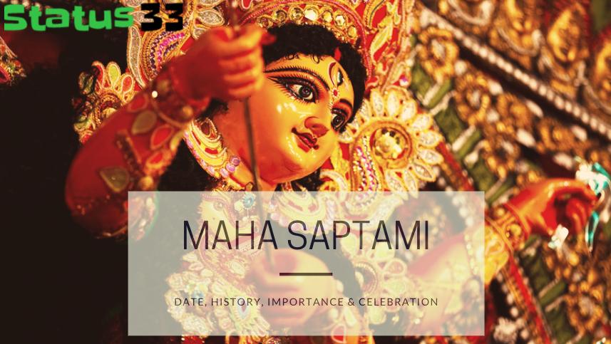 Maha Saptami image