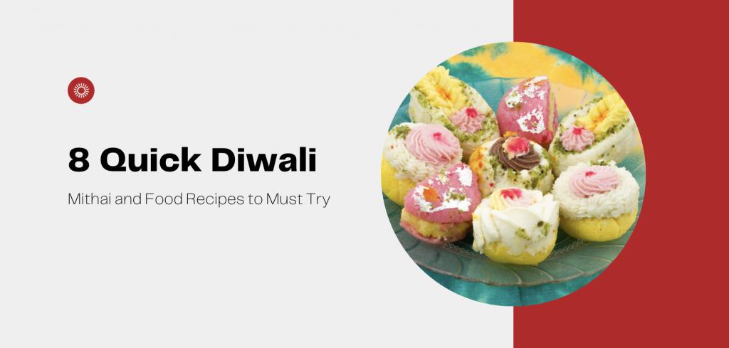 Diwali Mithai and Food Recipes image