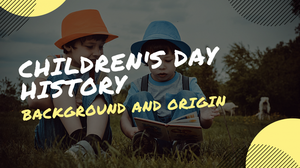 children day history image