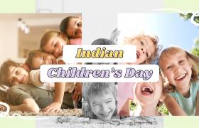 Indian Children's Day
