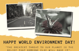 Environment DayMessages