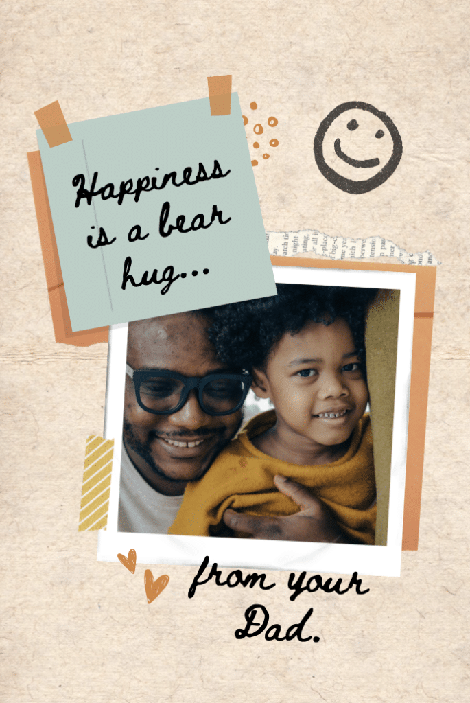 Inspirational Fathers Day Messages Image